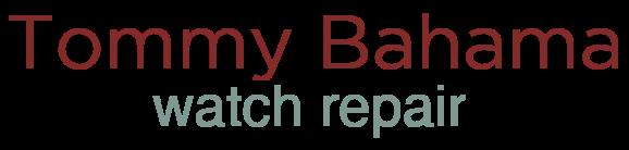 tommy bahama watch repair
